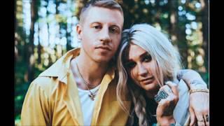 Good Old Days - Macklemore feat. Ke$ha  [lyric video]  ~by 2mad