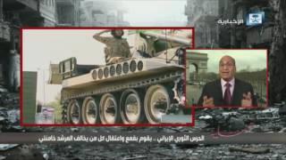 زاهدي: الحرس الثوري هو المسؤول عن مدخول المخدرات التي تصرف في القضايا السياسية والانتخابات في إيران