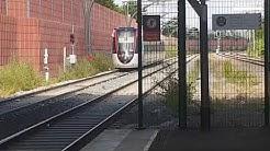 Trains at EPINAY VILLETANEUSE