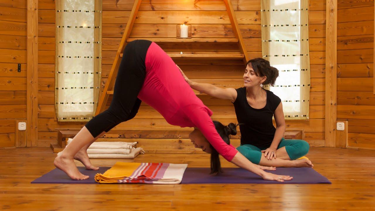 Clase De Yoga En El Tercer Trimestre De Embarazo Youtube