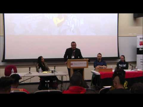 Panel 1 - War, Peace and Global Justice