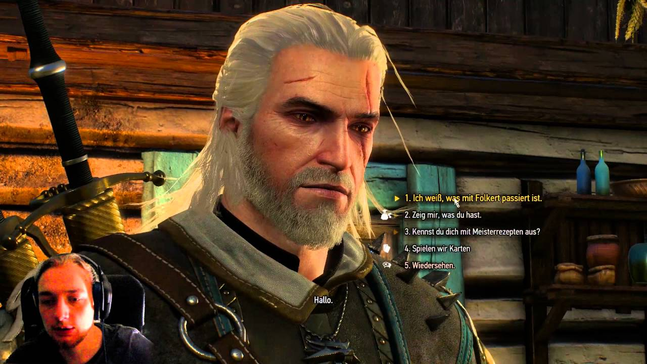 Spurlos Witcher 3
