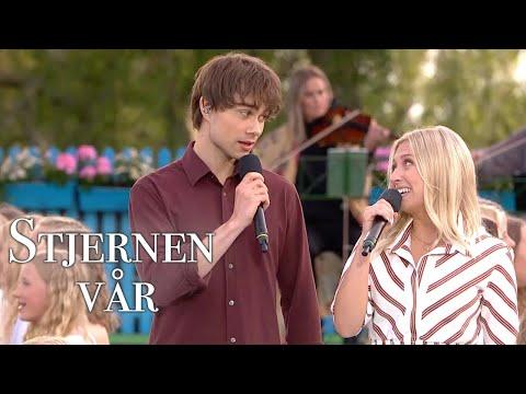 Смотреть клип Alexander Rybak & Ingeborg Walther - Stjernen Vår