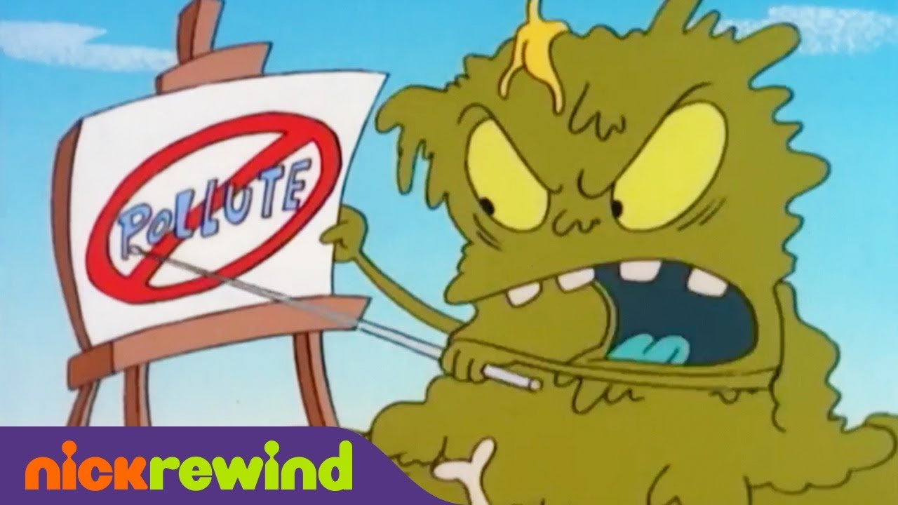 Recycle Song | Rocko's Modern Life | The Splat - YouTube
