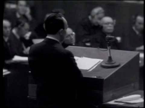 Nuremberg Day 12 British Opening Statement