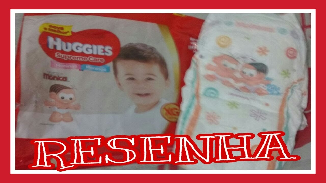 Fralda huggies supreme care xxg