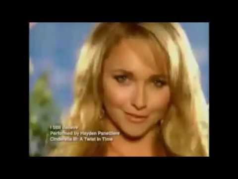 Download Hayden Panettiere - I Still Believe (Cinderella III - A Twist In Time)