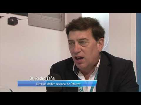 Imagen de Entrevista Dr. Pedro Tañá , Oftalvist - SECOIR 2016 - Innovación tecnológica