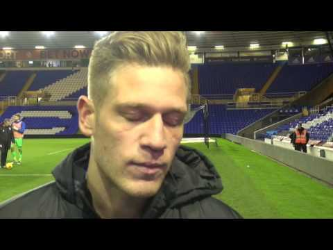 INTERVIEW | Michael Morrison reflects on Barnsley defeat | Birmingham City 0-3 Barnsley