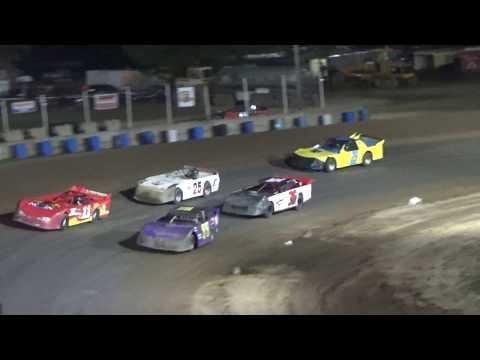 Pro Stock Heat Race #1 at Crystal Motor Speedway, Michigan on 09-03-2017!