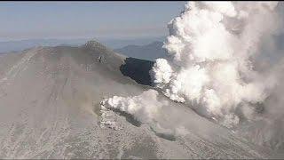 31 muertos y 45 desaparecidos en la erupción del volcán Ontake en Japón