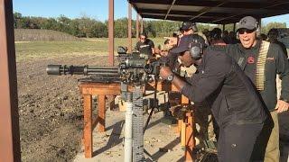 mini gun glock 18 50 bmg ma deuce hk g36c full auto ak 47
