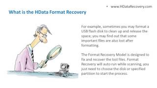 Formatted Hard Drive Recovery Software How to Recover Lost Files