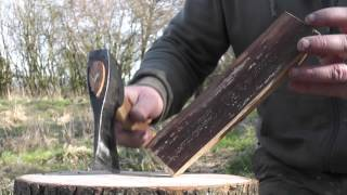 The Ray Mears Wilderness Axe