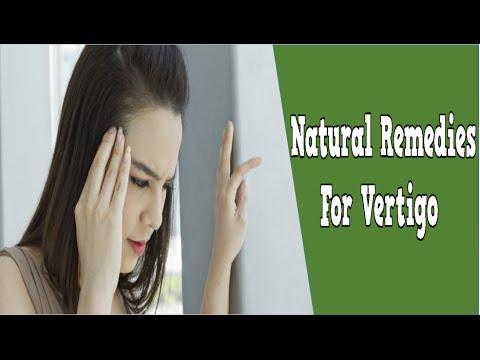 Natural Remedies For Vertigo Inner Ear Infection Dizziness Natural