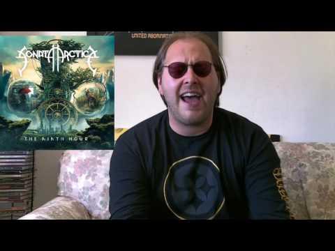 Sonata Arctica - THE NINTH HOUR Album Review