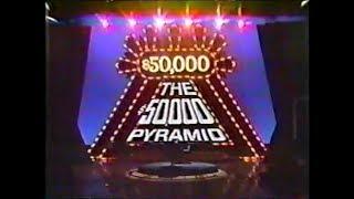 $50,000 Pyramid: Susan Richardson & Ross Martin (1981)