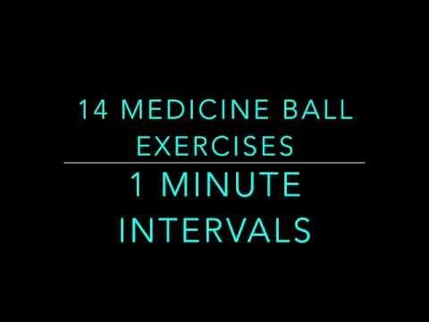 Medicine Ball, Partner, Basic, Fun, Workout, 20 minutes