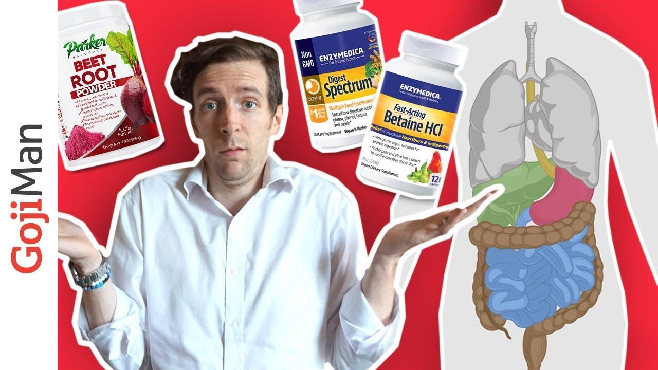Should Vegans Take Digestive Supplements?