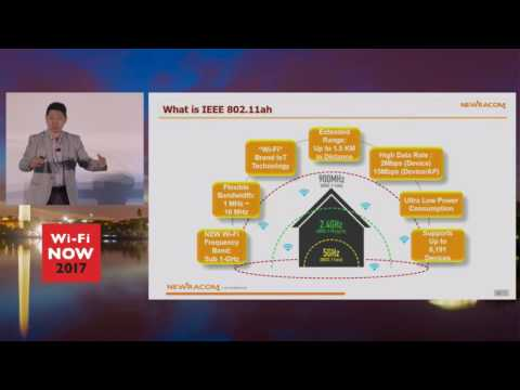 Wi Fi Technology for Mass Market IoT (@Wi-Fi NOW 2017)