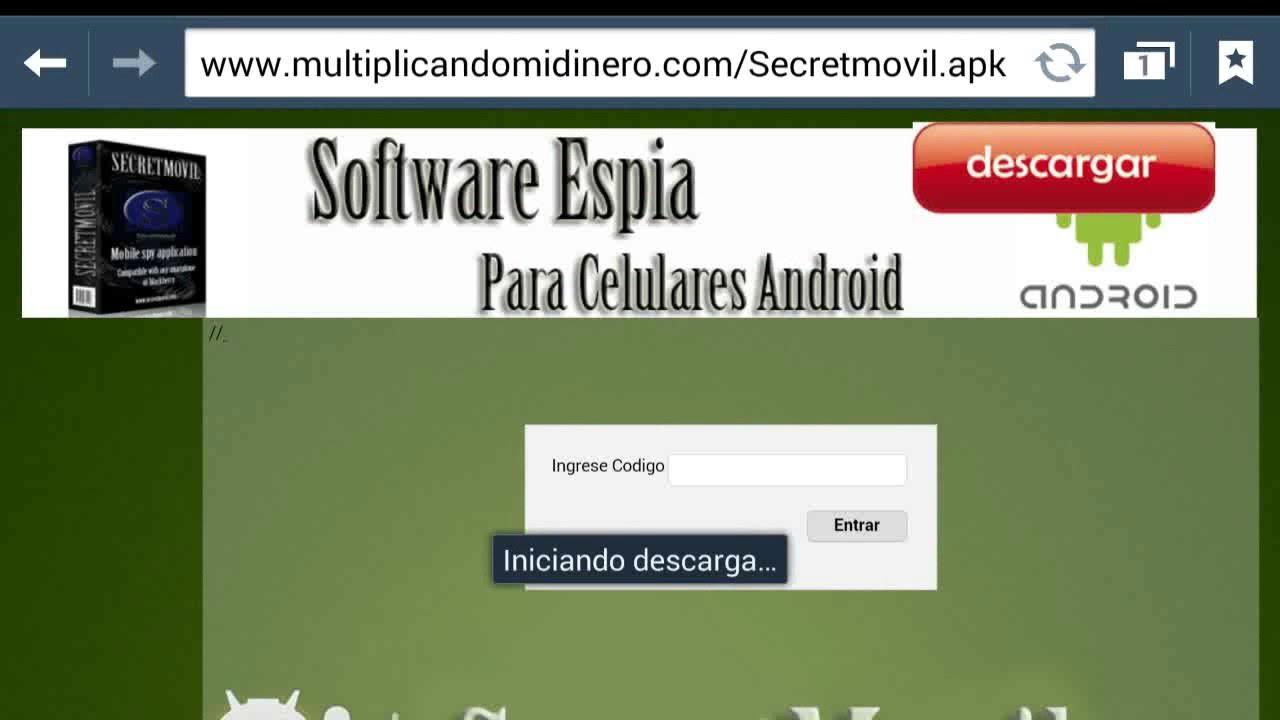 software espia para android gratis