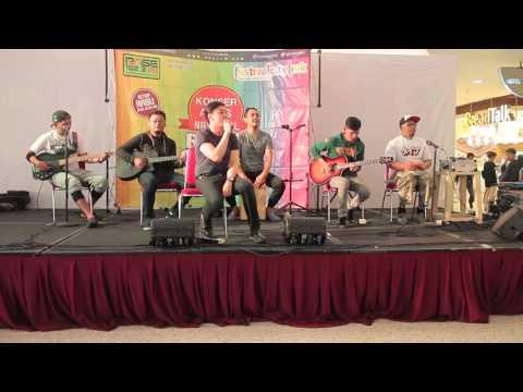 THE TITANS  -  RASA INI LIVE ON RASE CINTA INDONESIA TAMPIL