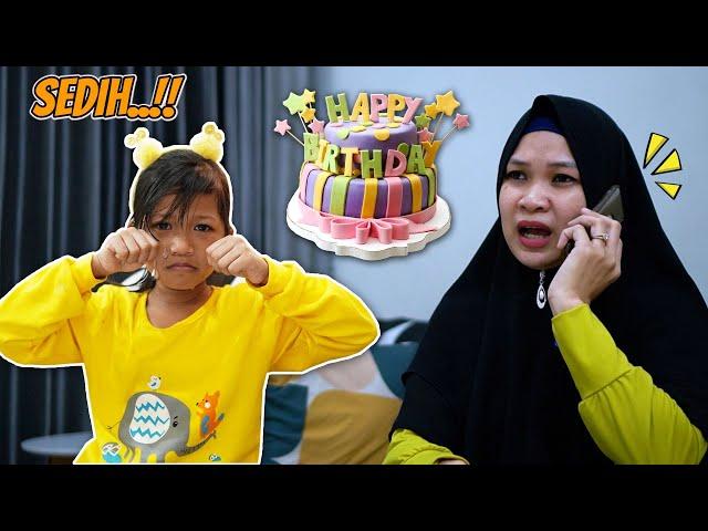 SEDIH!! ULTAHKU di Lupakan ft Cimory Squeeze - Birthday Surprise Ulang Tahun ke-7th Hana Callista