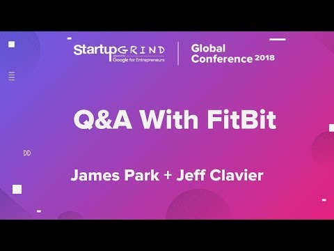 Q+A with James Park, Co-founder + CEO, FitBit