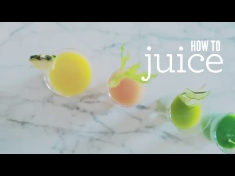 How To Make Green Clean Juice