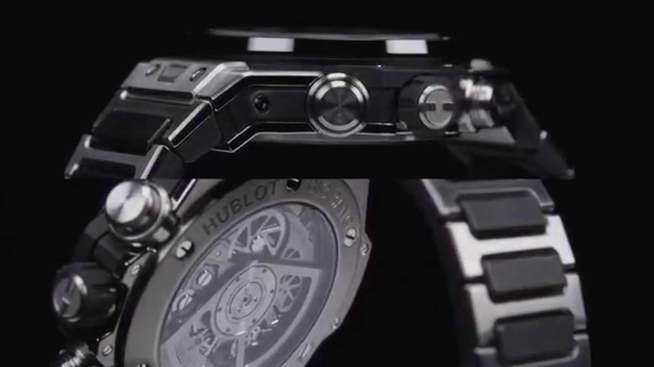 HUBLOT Big Bang Unico Bracelet