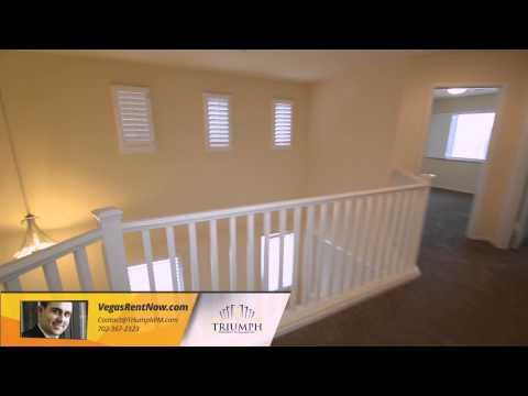 Triumph Property Management Presents 10662 Solar Hawk Ave. Las Vegas NV. 89129