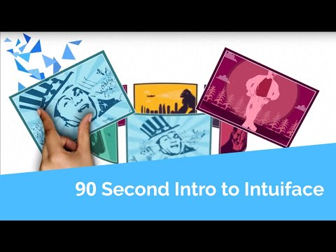 90 Second Introduction to Intuiface