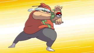 Мультик Покемон го, геймер проти звичайного чувака. Випуск #М 01