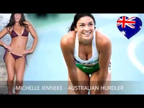 Top Ten SEXIEST Olympics Female Athletes Competing in Rio 2016