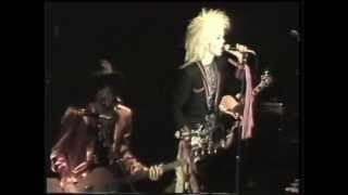 Hanoi Rocks - Back To Mystery City - (Live at the Palais, Nottingham, UK, 1984)