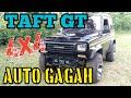 Daihatsu Taft Gt 4x4 Th 92   Gagah Poll..!!!   Review Mobil Bekas Murah   Jual Mobil Murah