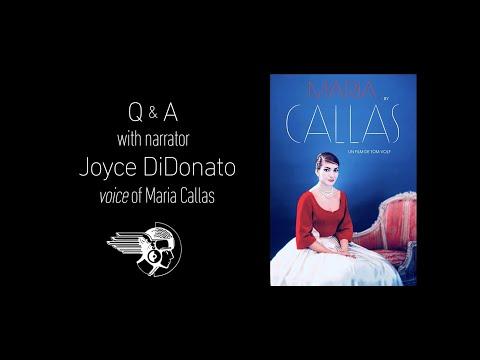 Maria By Callas Q&A with Joyce DiDonato Mp3