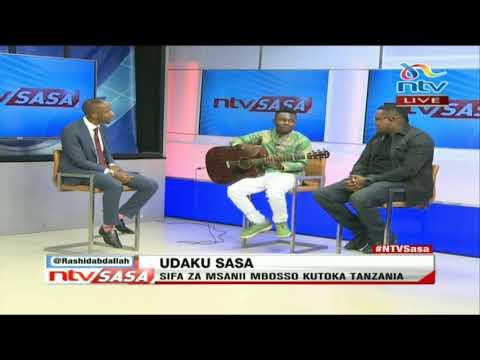 #NTVSasa: Sifa za msanii Mbosso kutoka Tanzania