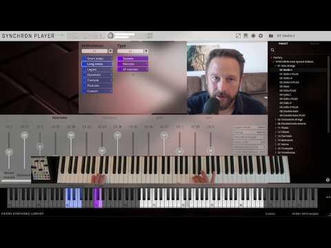 SYNCHRON- ized Special Edition Volume 1: Walkthrough Strings