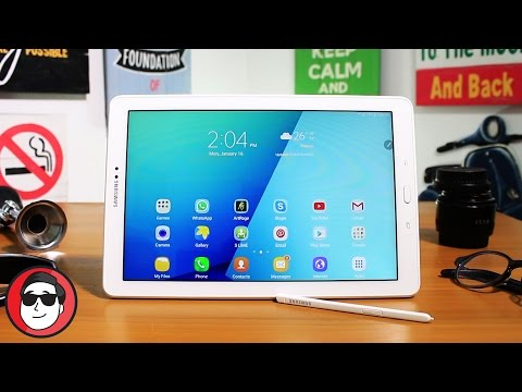 Review Samsung Galaxy Tab A 2016 With S Pen - Juara S pennya :D