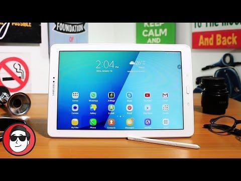 Review Samsung Galaxy Tab A 2016 With S Pen - Juara S pennya :D