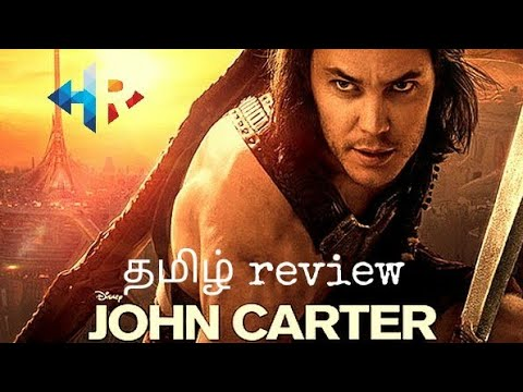 Jhon Carter/ Movie Tamil Review/ With Tamil Dubbed Movie Link தமிழில்.