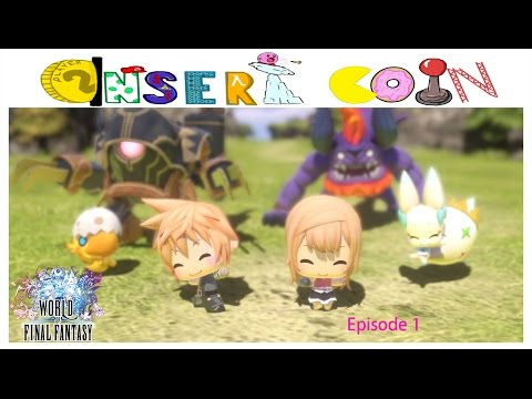From the mouths of babes. - World of final fantasy - Episode 1