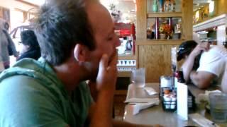 Guy swallows whole banana | jonny vaughn