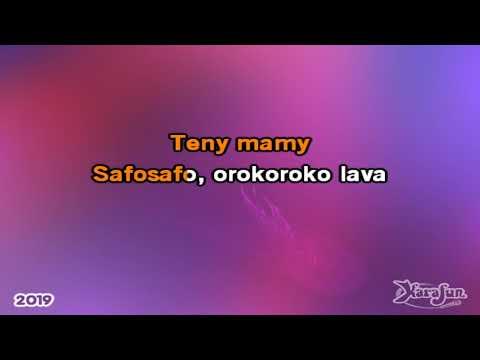 SISCA - Agnaram-pitiavagna KARAOKE (FULL)