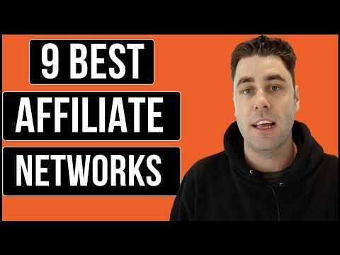 The 9 BEST Affiliate Marketing Programs For Beginners! (2019) thumbnail