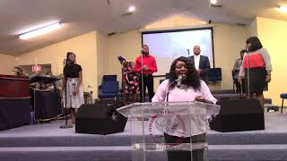Pastor Gayle Pierce Younger August 30, 2020