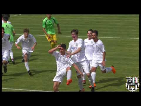 Giovanissimi A Virtus Bergamo 1909-Suno 2-1, fase interregionale 2017/2018