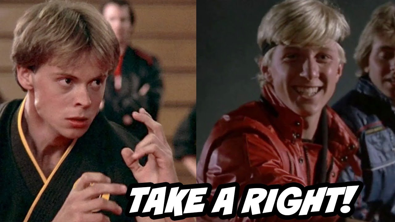 Karate Kid's Tommy is the REAL Villain - Rule of Cobra Podcast