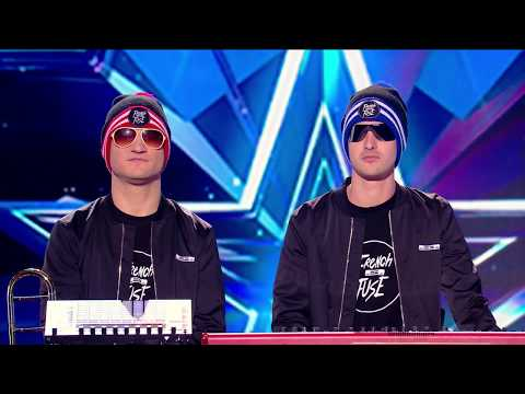 French Fuse - France's Got Talent 2017